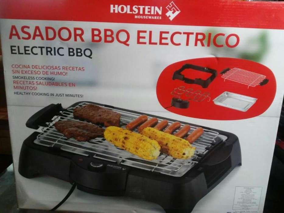 Asador Bbq Electrico Nuevo