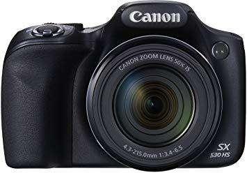 Vendo O Permuto Canon Sx530hs Nueva