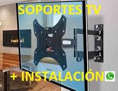 311 579 1570 Soportes TV a Pared y Montaje, Bases para Televisores, Instalación