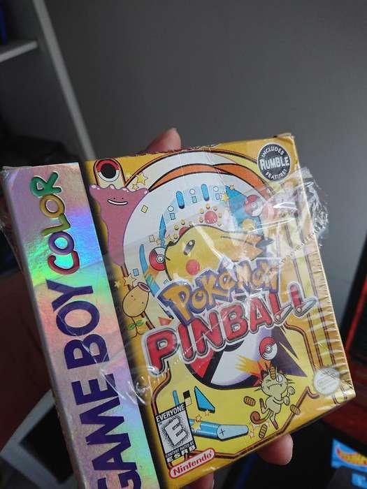 Pokemon Pintball Nuevo
