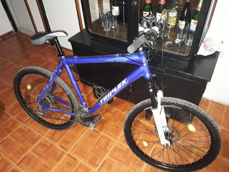 Vendo Bicicleta Triplex Exelente Estado