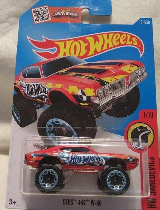 Hot Wheels Olds 442 W30 / 0992786809