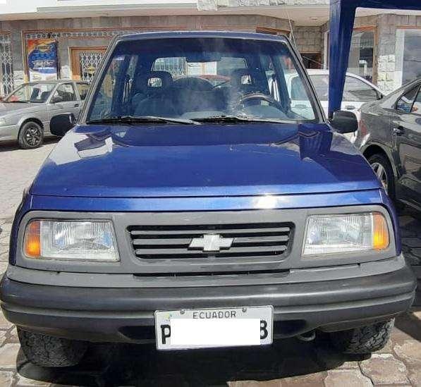 Chevrolet Vitara 2013 - 137810 km