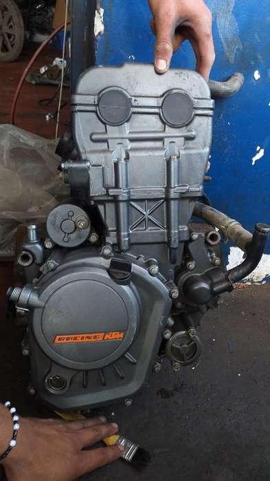 Motor Ktm Duke 200cc