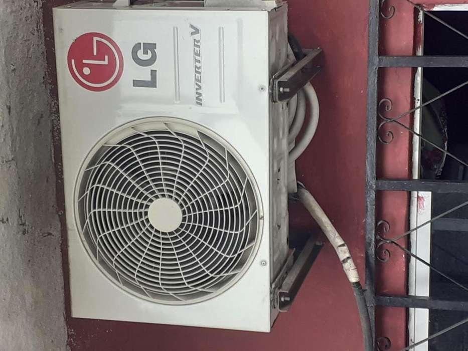 Aire acondicionado LG 12000