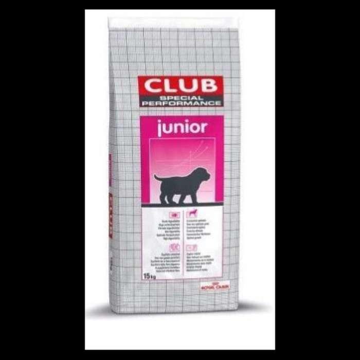Royal Canin Club Junior Cachorros 15kg