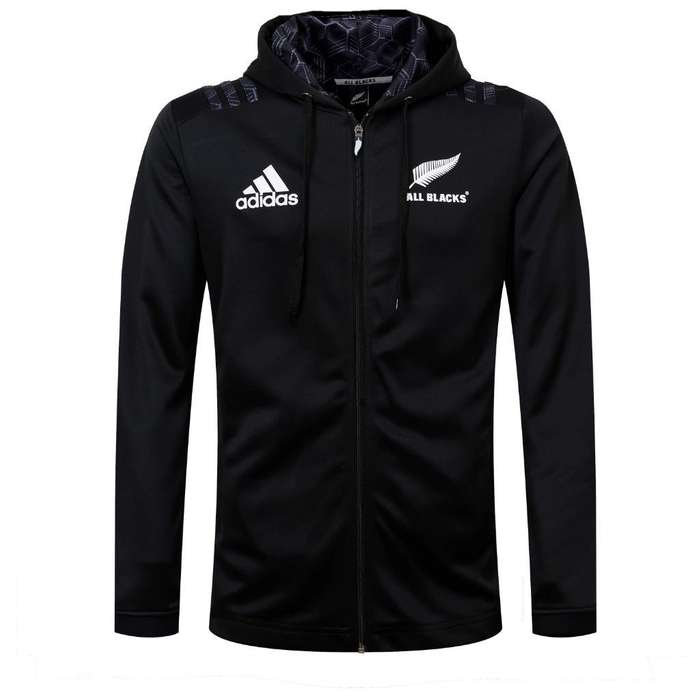 Campera Canguro All Blacks Rugby