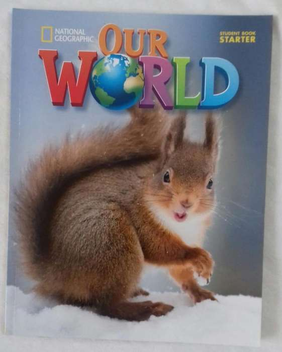 Our World Student Book Starter Ingles