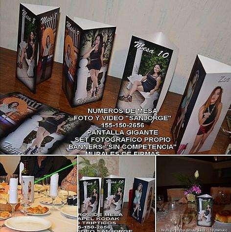 Numeros de mesa para eventos banner murales foto y video pantalla gigante Quilmes 1562338316