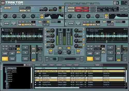 TRAKTOR DJ STUDIO 3 MEZCLA AUDIO PROFESIONAL CHAVEZ COMPUTACION