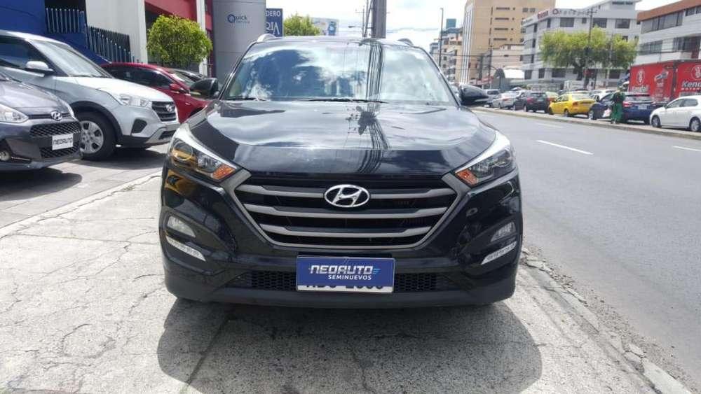 Hyundai Tucson 2016 - 50056 km