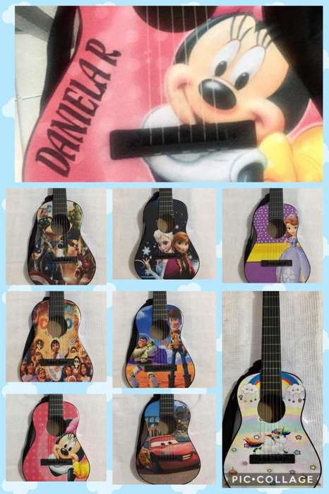 Guitarras para Los Pequeñines de Casa!!