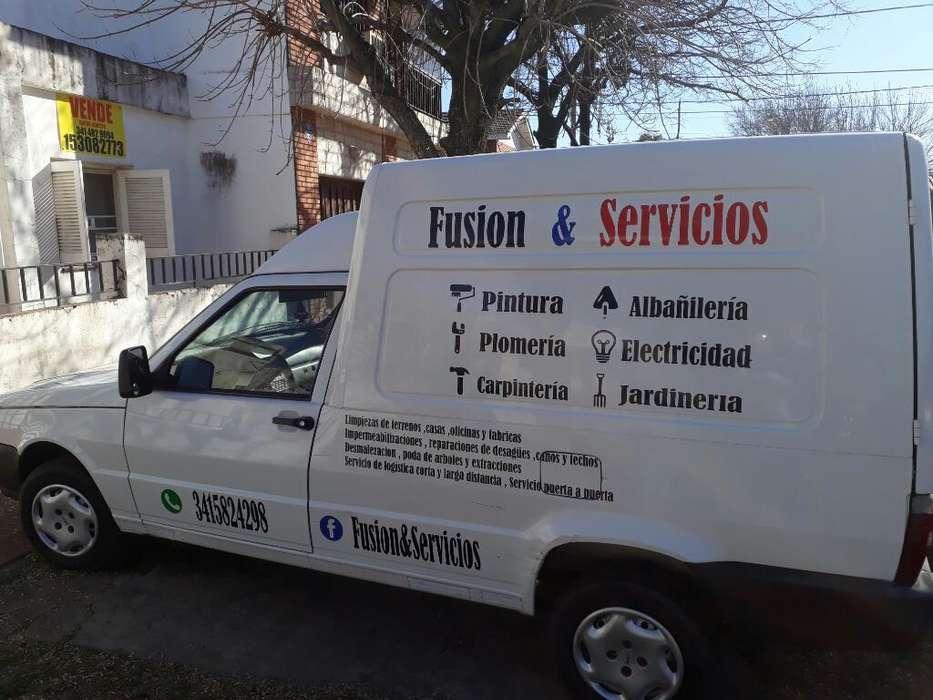 Fusion & Servicios