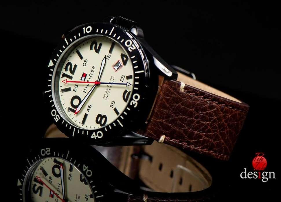 Reloj Tommy Hilfiger 1791133 Casual Sport, Nuevo Original con Caja y Etiquetas