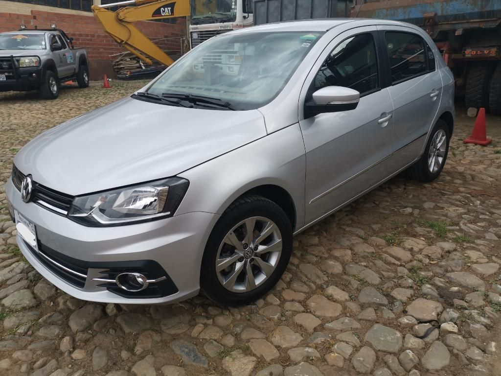 Gol Hatchback 2018 Full Edition