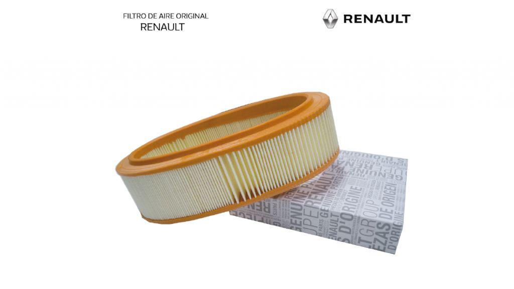 Repuesto original Renault Filtro de aire