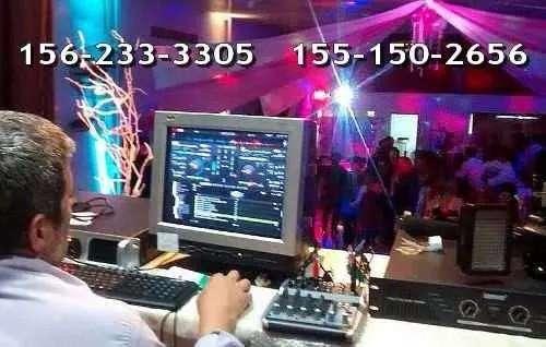 Disc Jóckey dj dee jay Quilmes zona sur 1562333305 pantalla gigante