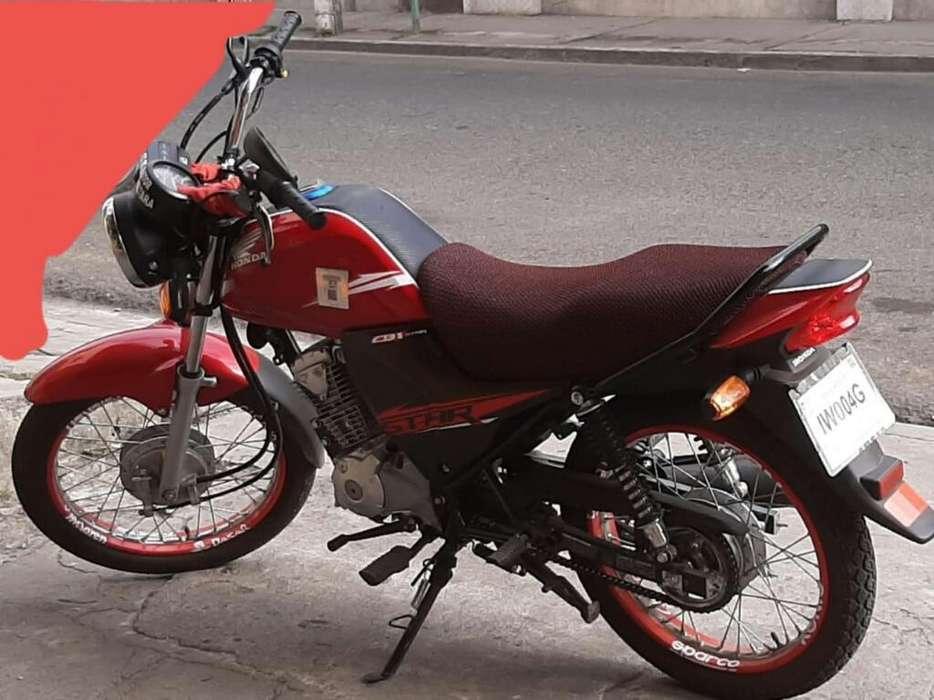Vendo Moto <strong>honda</strong> Modelo 125