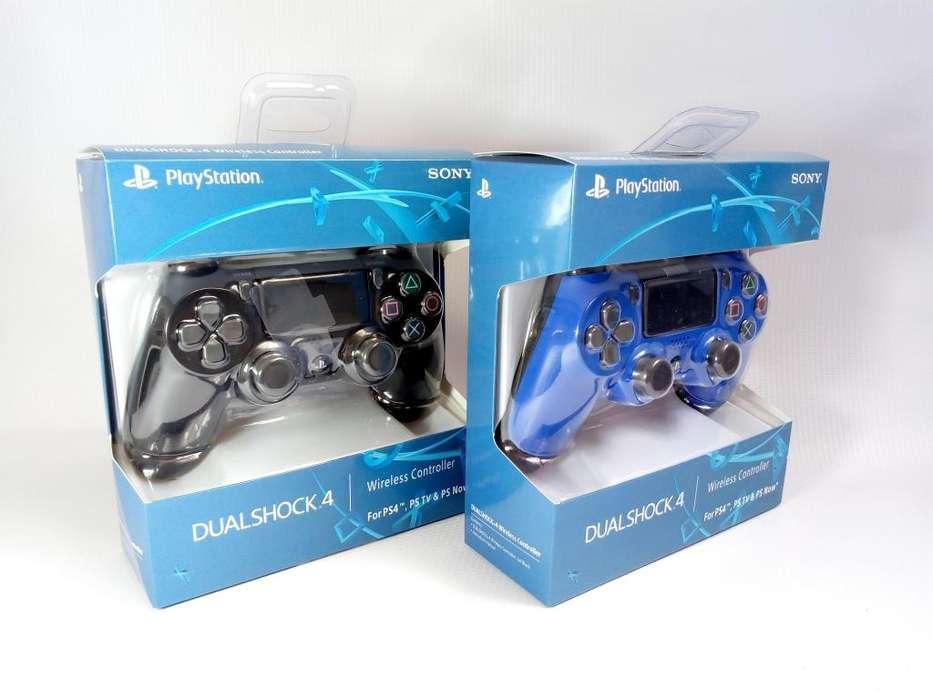 Control PlayStation 4 DualShock, nuevo, garantía de 3 meses