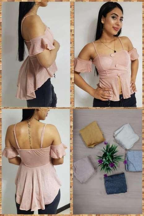 Hermosas Blusas de Dama