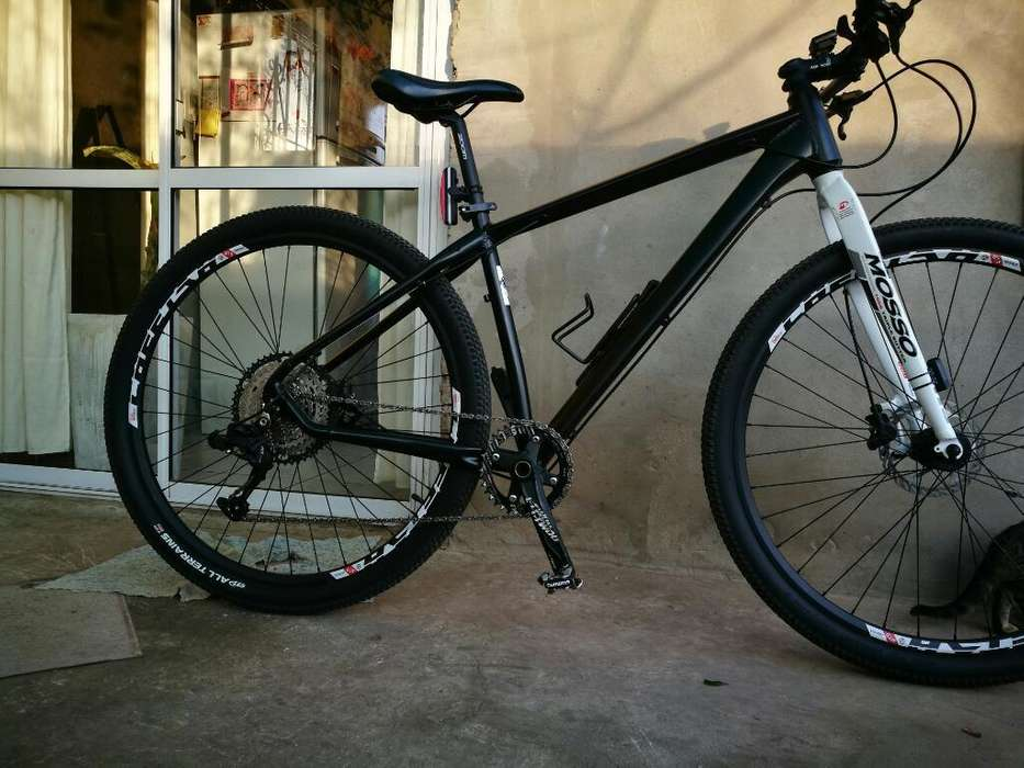 Bici R29 Frenos a Disco Monoplato