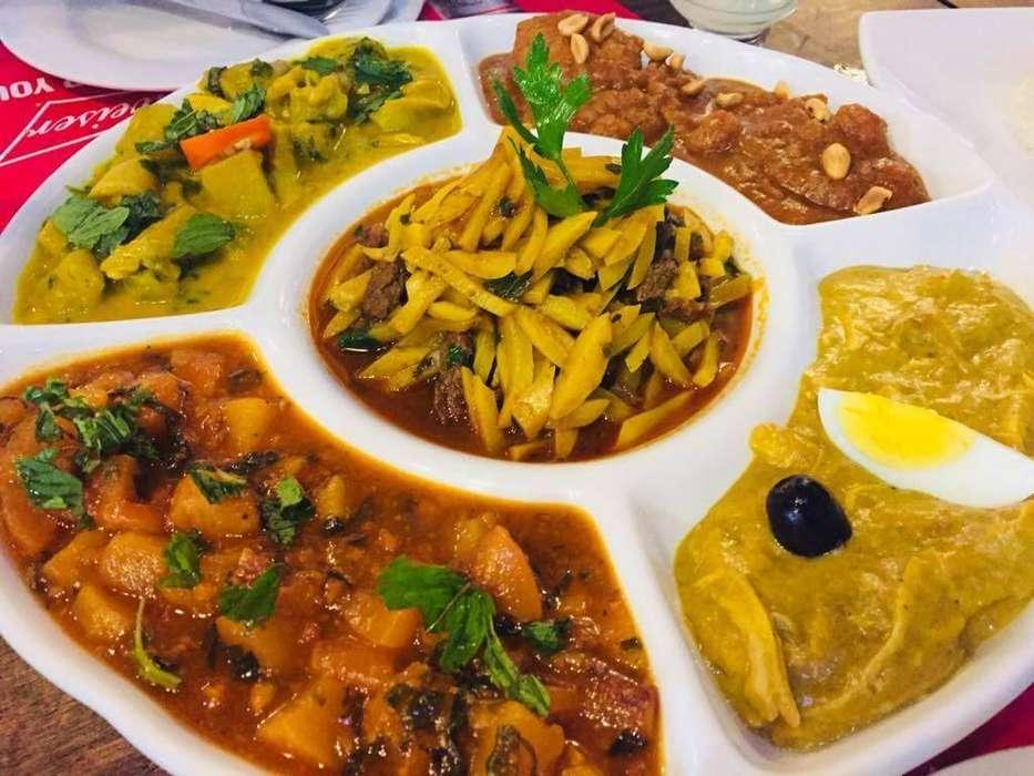 soy cocinerocon experiencia ,especialista comidas criollas ,marinos,y chifa.