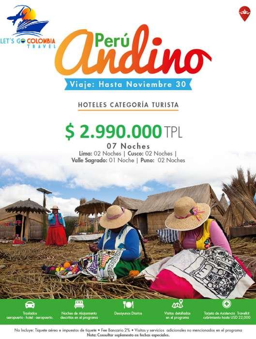 Perú Andino