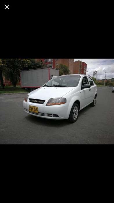 Chevrolet Aveo 2012 - 70000 km