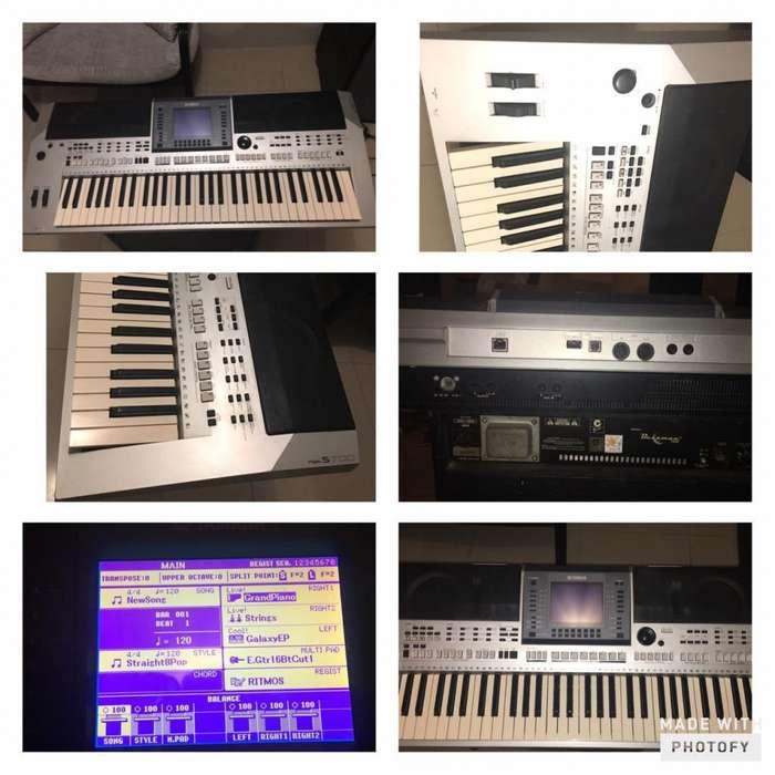 Piano Yamaha PSR S700 700