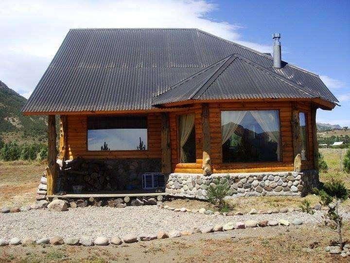 wj98 - Cabaña para 2 a 7 personas con cochera en Villa Meliquina