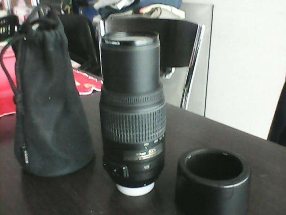 Nikon Objetivo 50-300 Mm