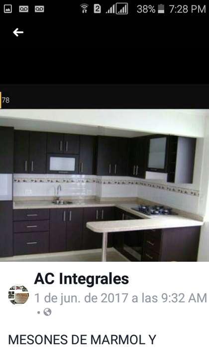 Cocinas Y Marmol Ac Integrales