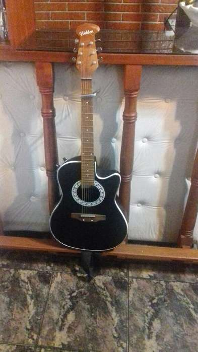 Guitarra Electro Acustica. Como Nueva!!