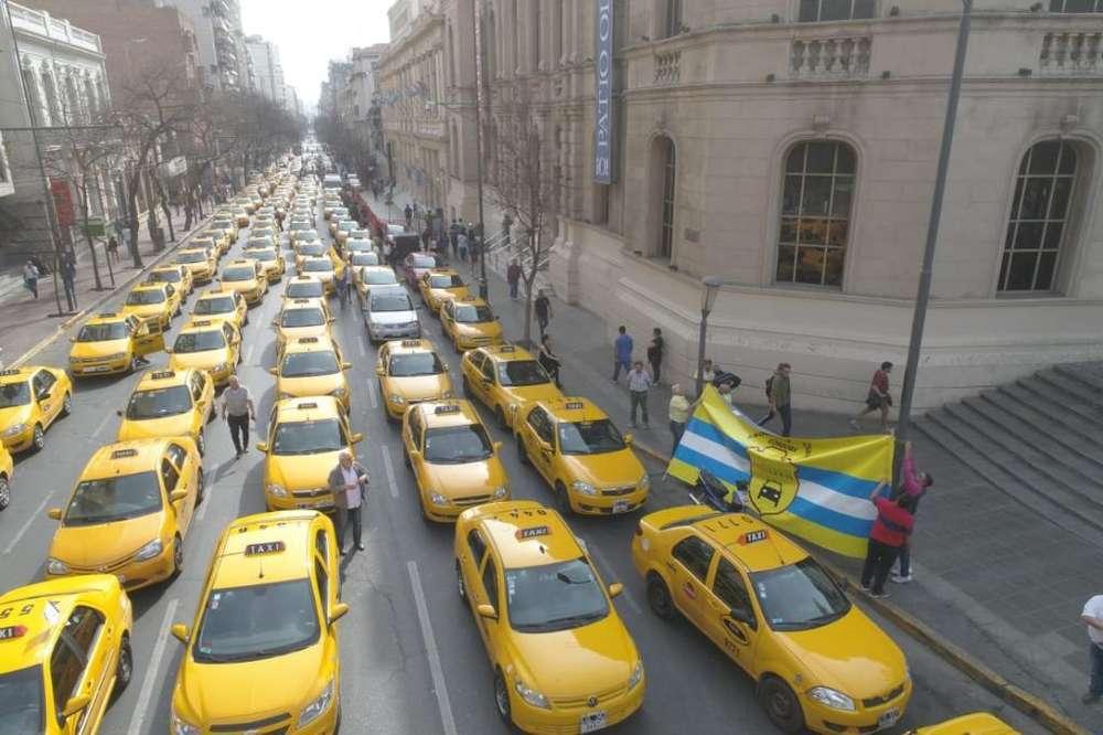 <strong>chofer</strong> de Taxi