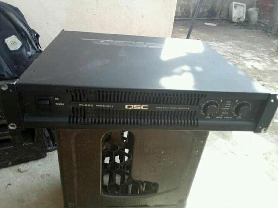 Power Qsc Pl380