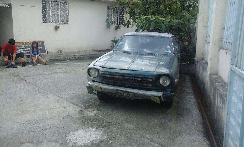 Toyota Corolla 1978 - 30000 km