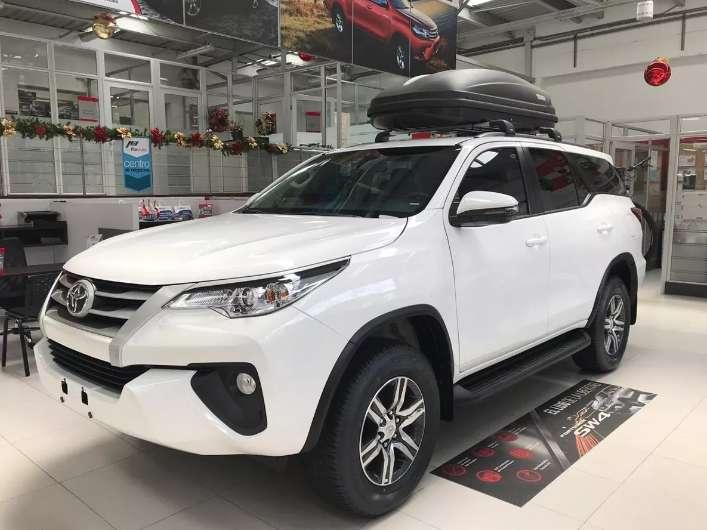 Toyota Fortuner 2019 - 0 km
