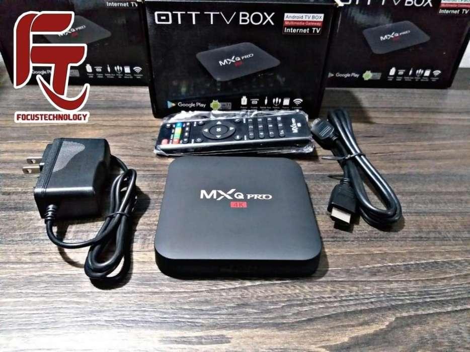 Tv Box 2gb Ram 8gb Almacenamiento