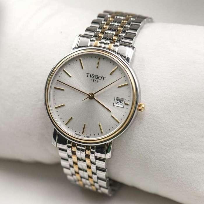 Reloj Tissot original Maculino nuevo