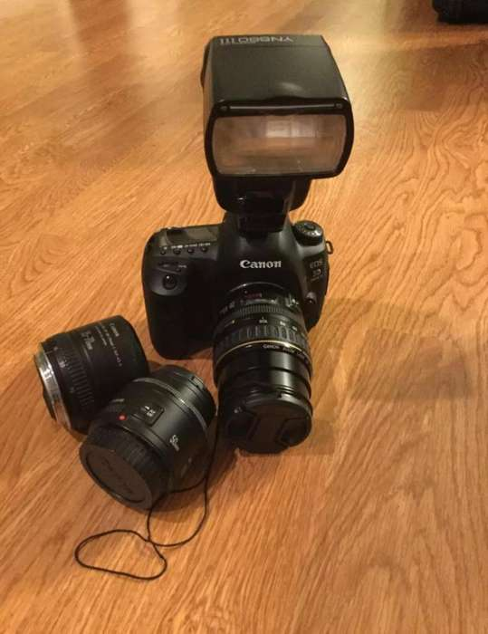 Se Vende Canon Mark Iv 30.4 Mp