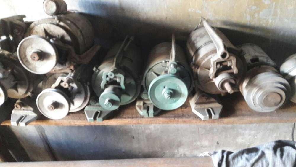 Motor Maquina Coser Usado