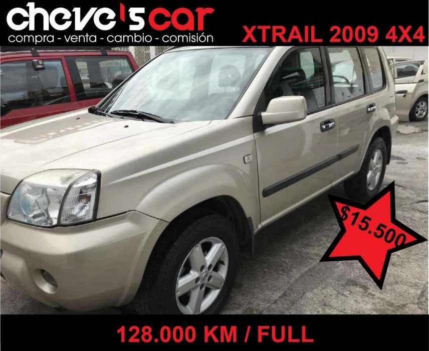Nissan X-Trail 2009 - 126000 km
