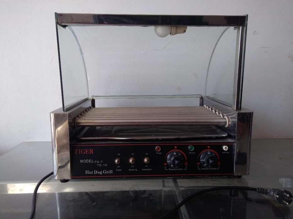 Vendo Calentador de Hod Dog Calienta 30