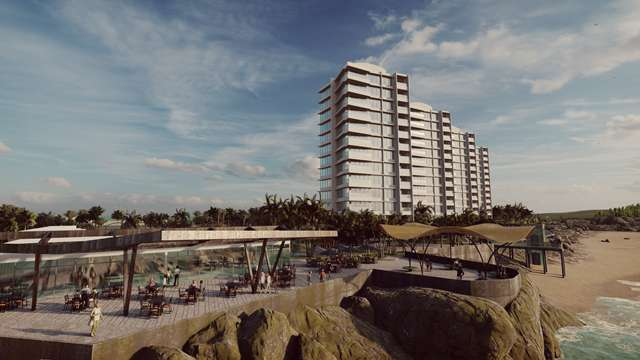 PACIFIC CITY TOWERS PLAYAS