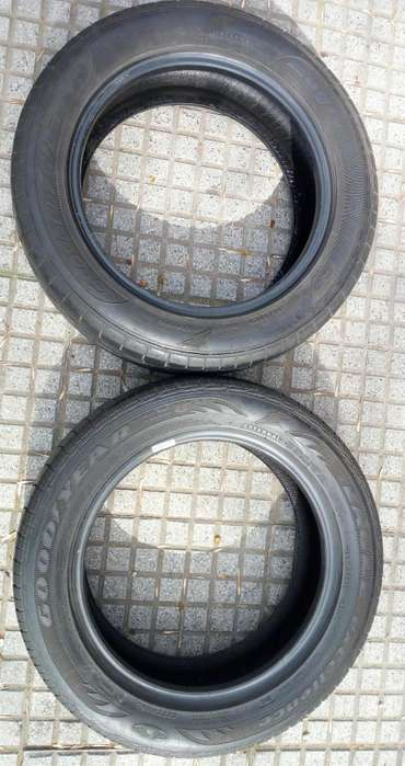 Kit X2 Neumáticos <strong>goodyear</strong> 195/55r15 Eagle Excellence