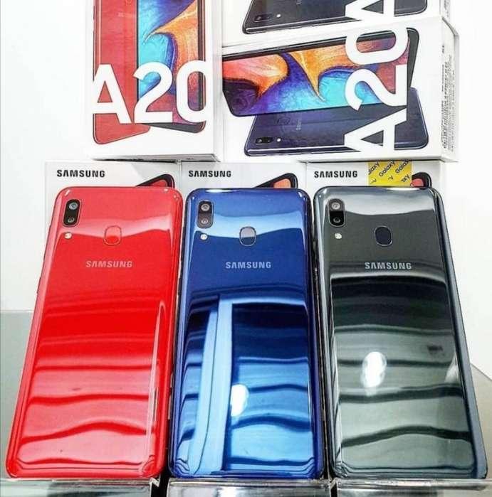 Samsung A20 32GB / 3GB RAM Nuevos Sellados