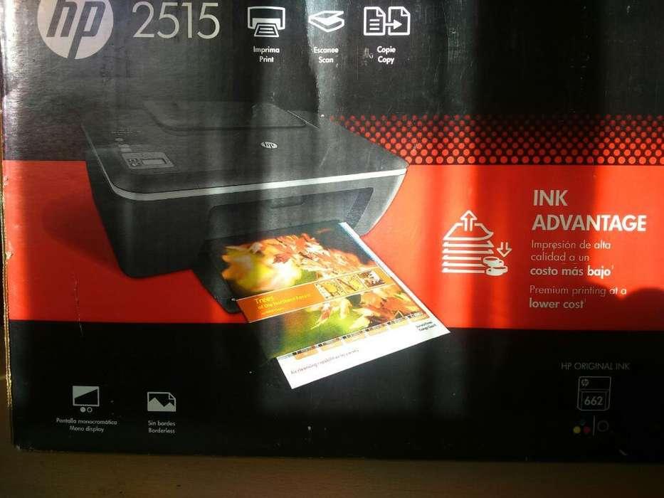 Impresora Hp 2515