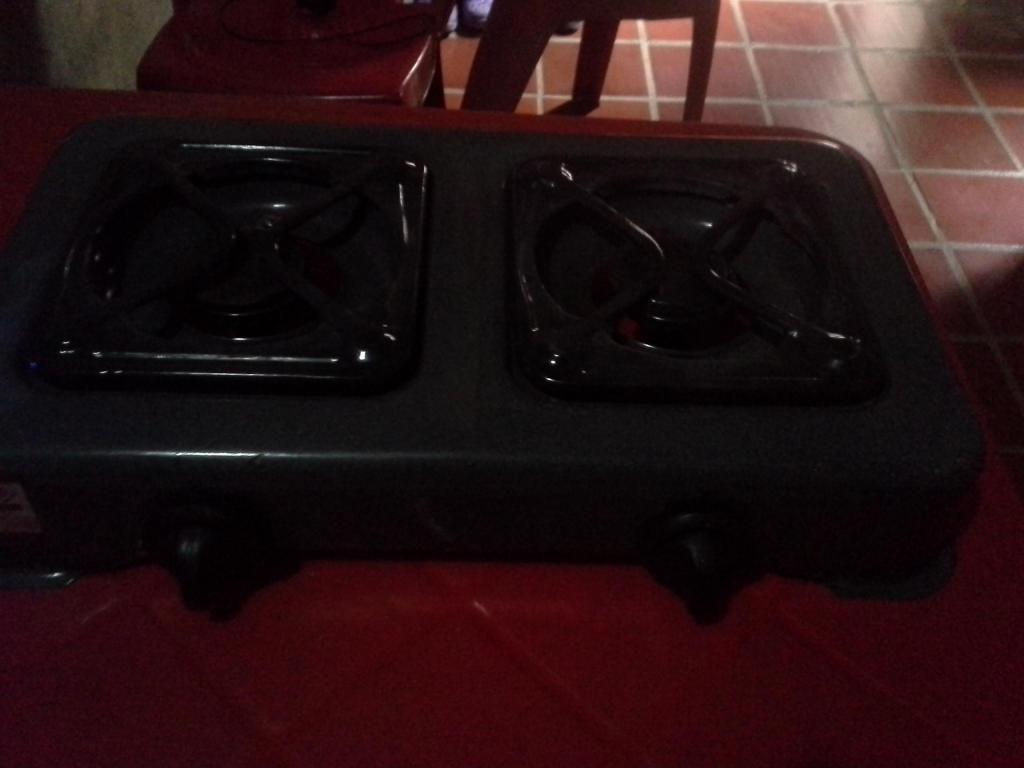 Cocina 2 hornillas 40mil