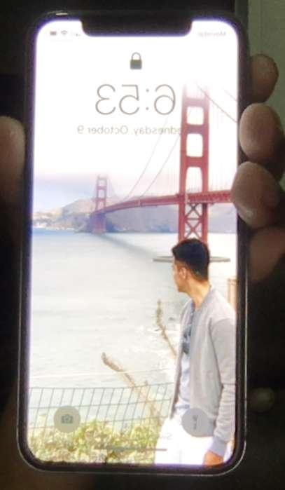 iPhone X 64GB Blanco