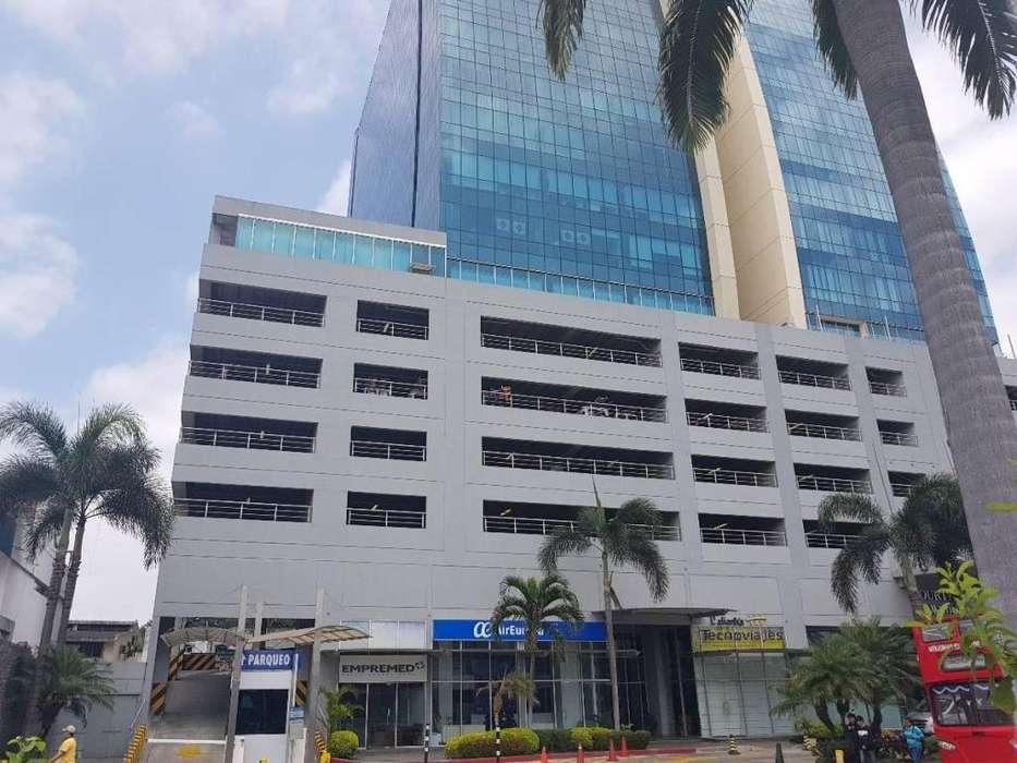 Venta o Alquiler de <strong>oficina</strong> Comercial en Blue Towers, Junto al C.C San Marino, Norte de Guayaquil - D. Sierra